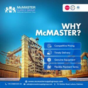 McMaster social media post